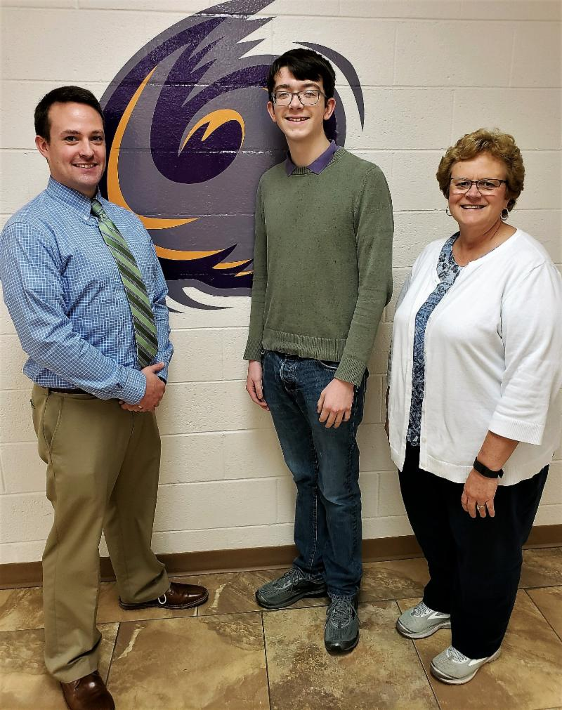 Jacob Virgin Merit Scholar Semifinalist