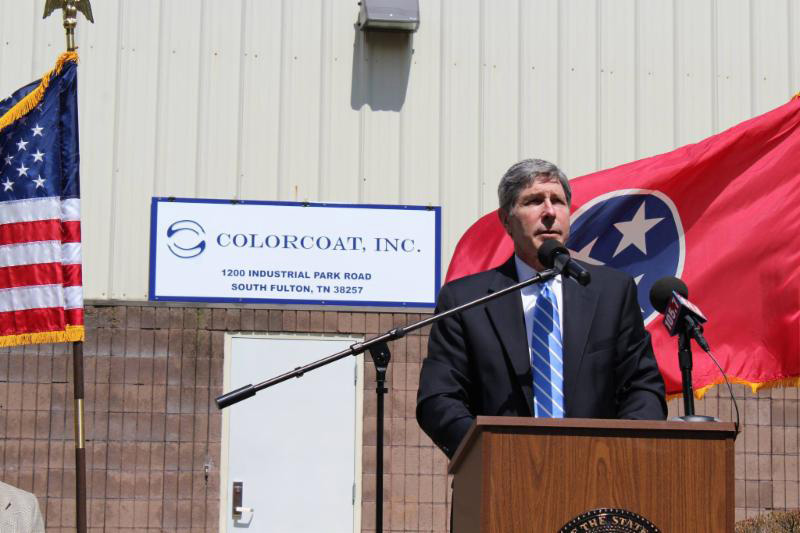 ColorCoat, Inc Coming to South Fulton
