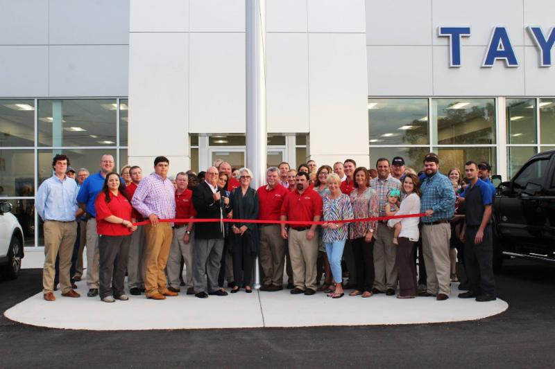 Taylor Ford Lincoln  Business After Hours and Ribbon Cutting