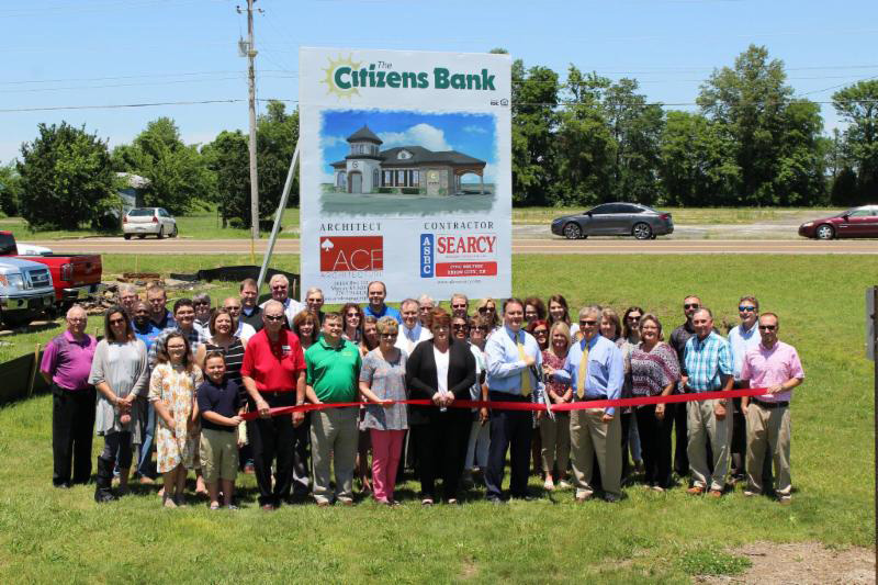 The Citizens Bank Ribbon Cutting