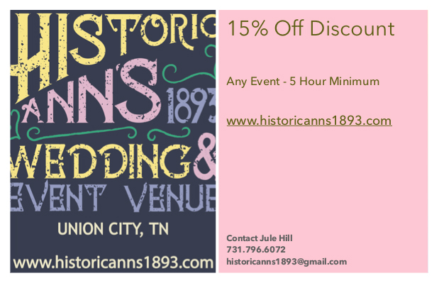 15 Discount events