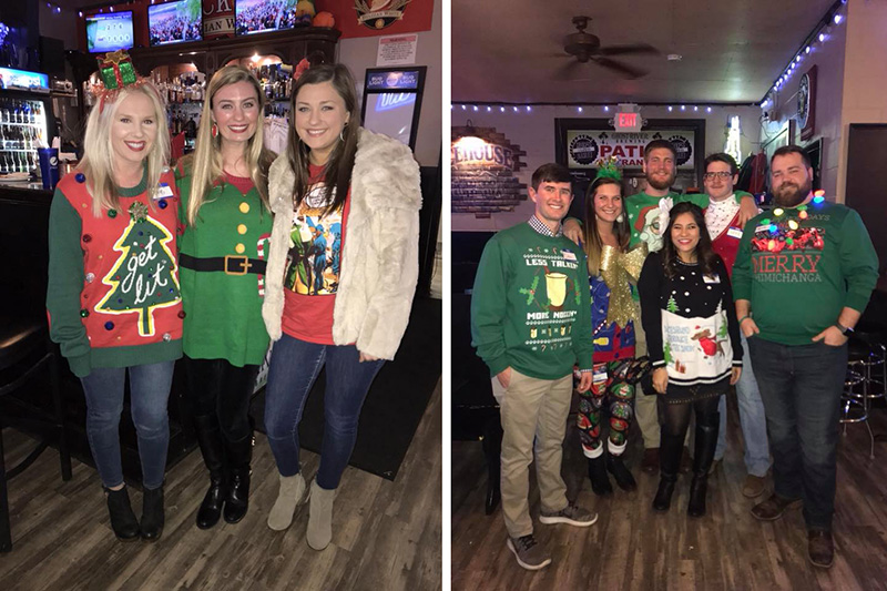 YPOC - Tacky Christmas Sweater Party