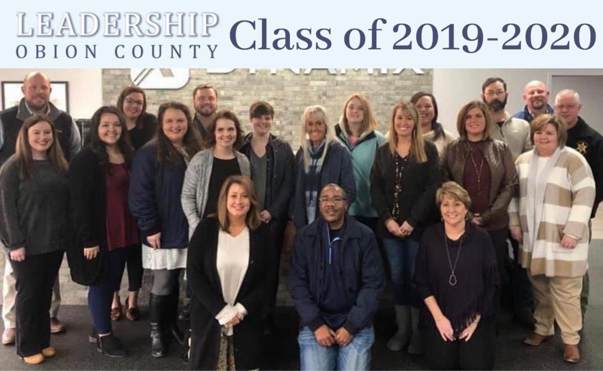 Adult Leadership Obion County class of 2020