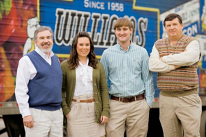 Williams Sausage Expansion