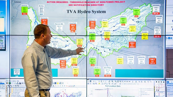 TVA Continues to be a Driving Force for Tennessee Economy