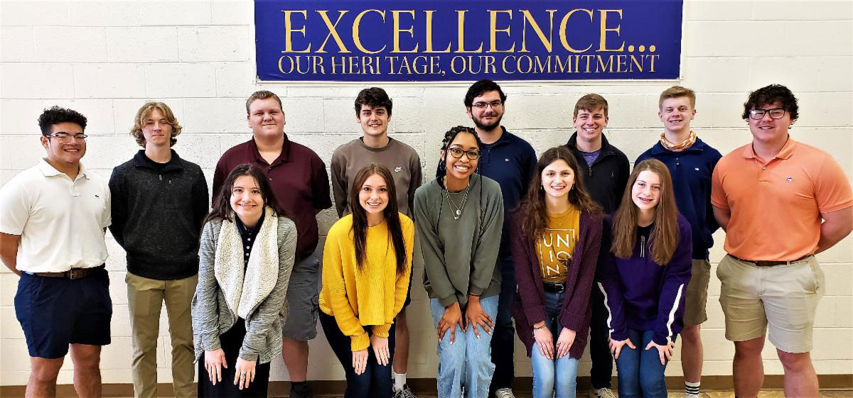 13 UCHS Students Join Prestigious 30+ ACT Club