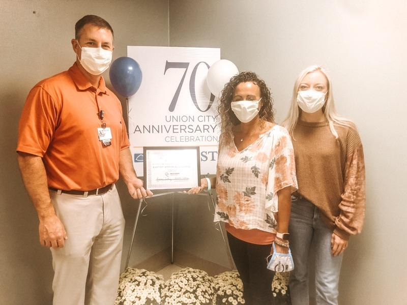 Baptist Memorial Hospital Celebrates 70 Years in Business