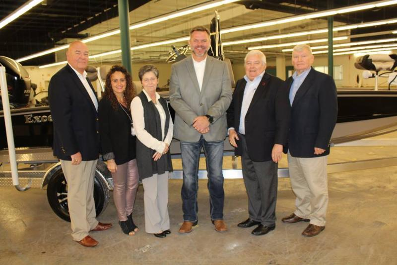 Excel Boats To Locate Manufacturing Plant In Union City; 175 Jobs In Future