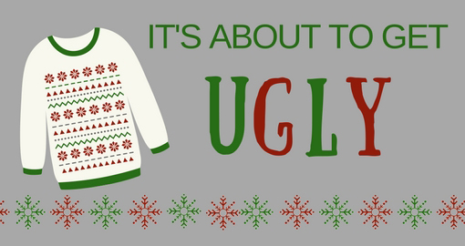 1st Annual Tacky Christmas Sweater Party